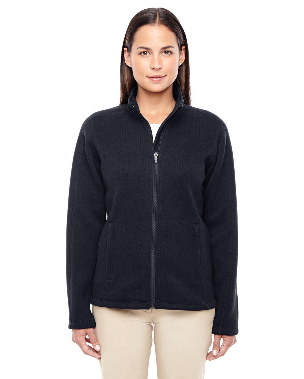 Ladies' Bristol Full-Zip Sweater Fleece Jacket