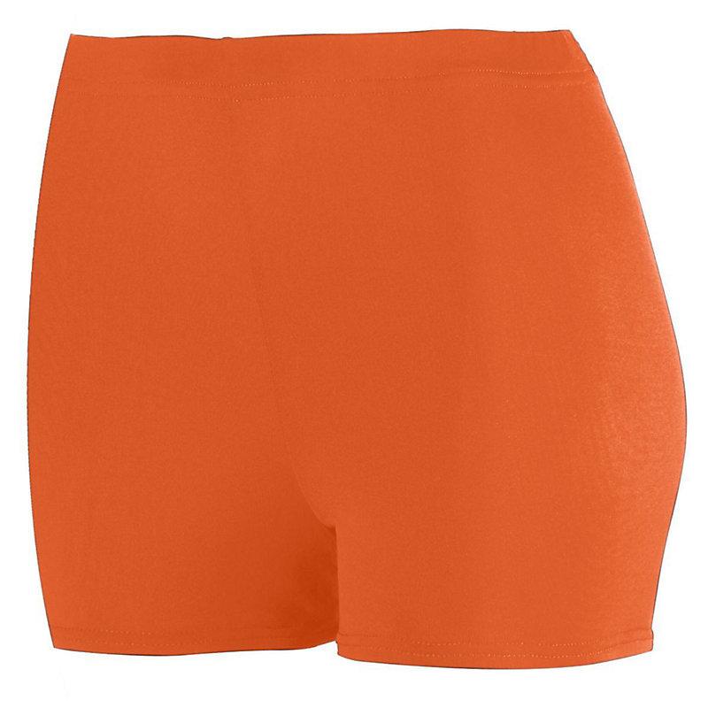 """Girls Poly/Spandex 2.5"""" Shorts"""