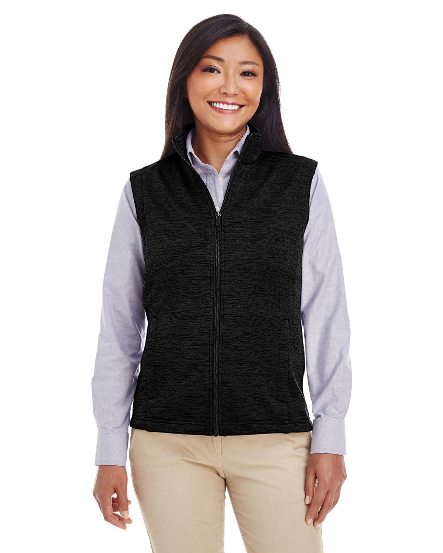 Ladies' Newbury Mélange Fleece Vest