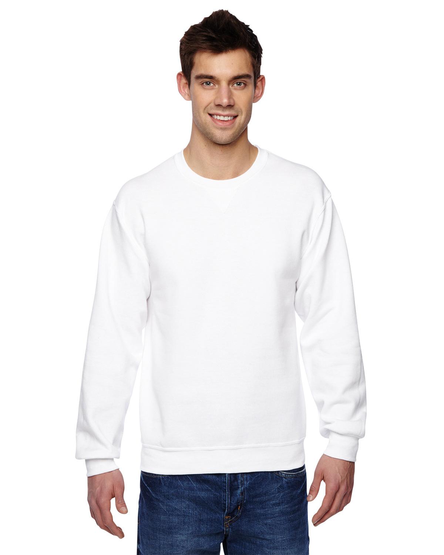 Adult 7.2 oz. SofSpun® Crewneck Sweatshirt