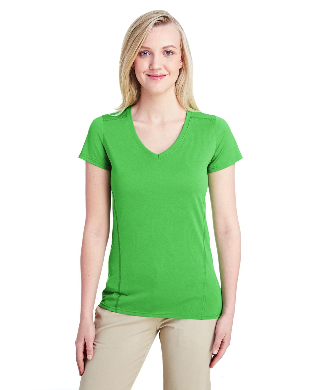 Ladies' Performance® 4.7 oz. V-Neck Tech T-Shirt