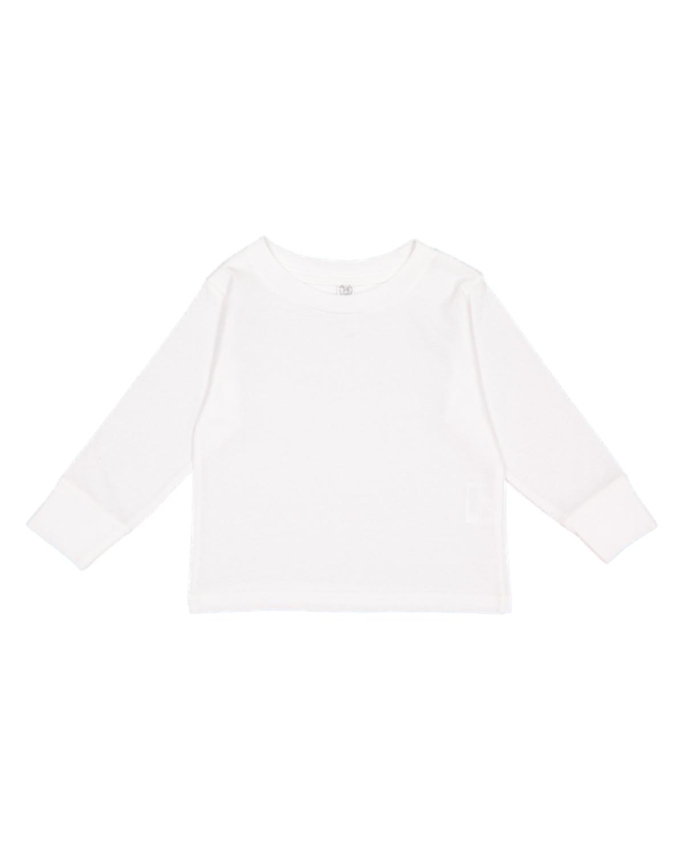 Toddler Long Sleeve Cotton Jersey T-Shirt