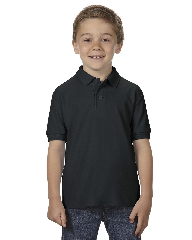 Youth DryBlend® 6 oz. Double Piqué Polo