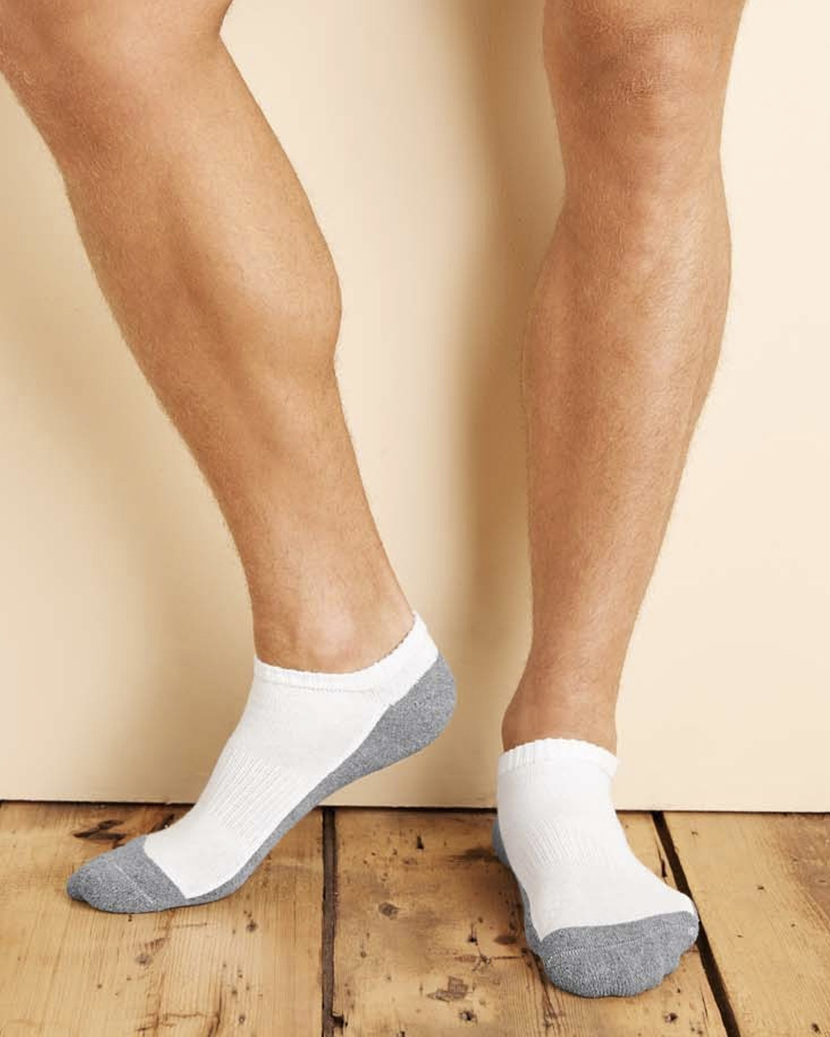 Adult Platinum™ No Show Socks