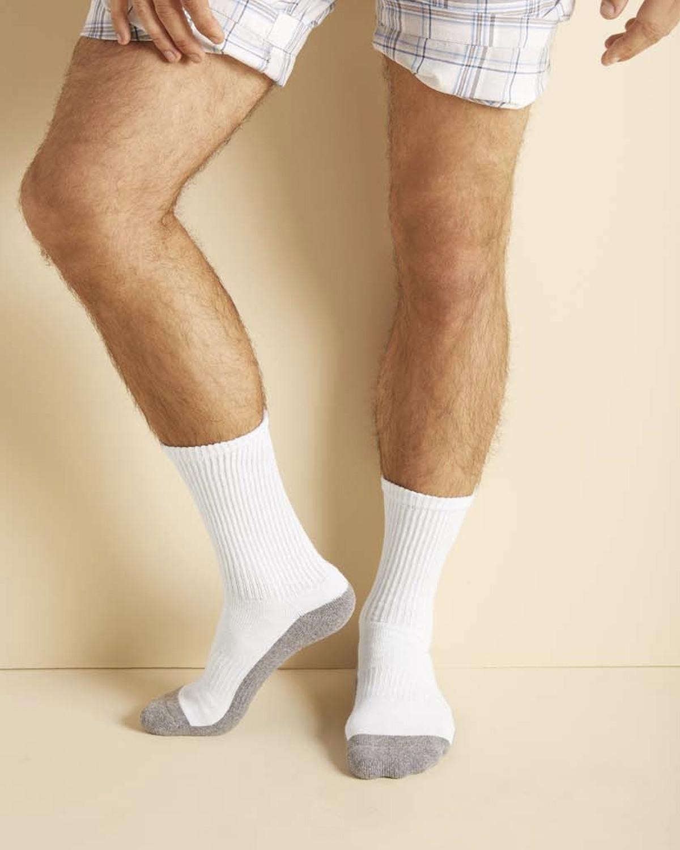 Adult Platinum™ Crew Socks