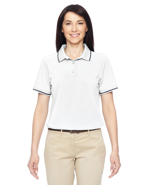 Ladies' 5.6 oz. Tipped Easy Blend™ Polo