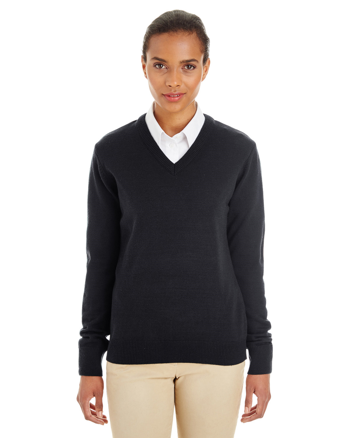 Ladies' Pilbloc™ V-Neck Sweater