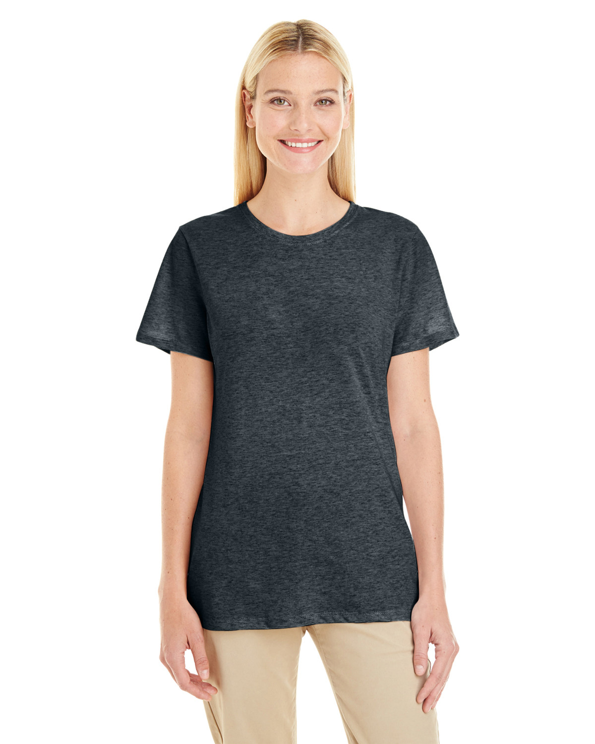 Ladies' 4.5 oz. TRI-BLEND T-Shirt