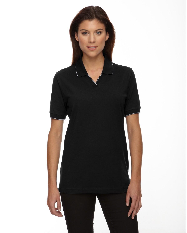 Ladies' Cotton Jersey Polo