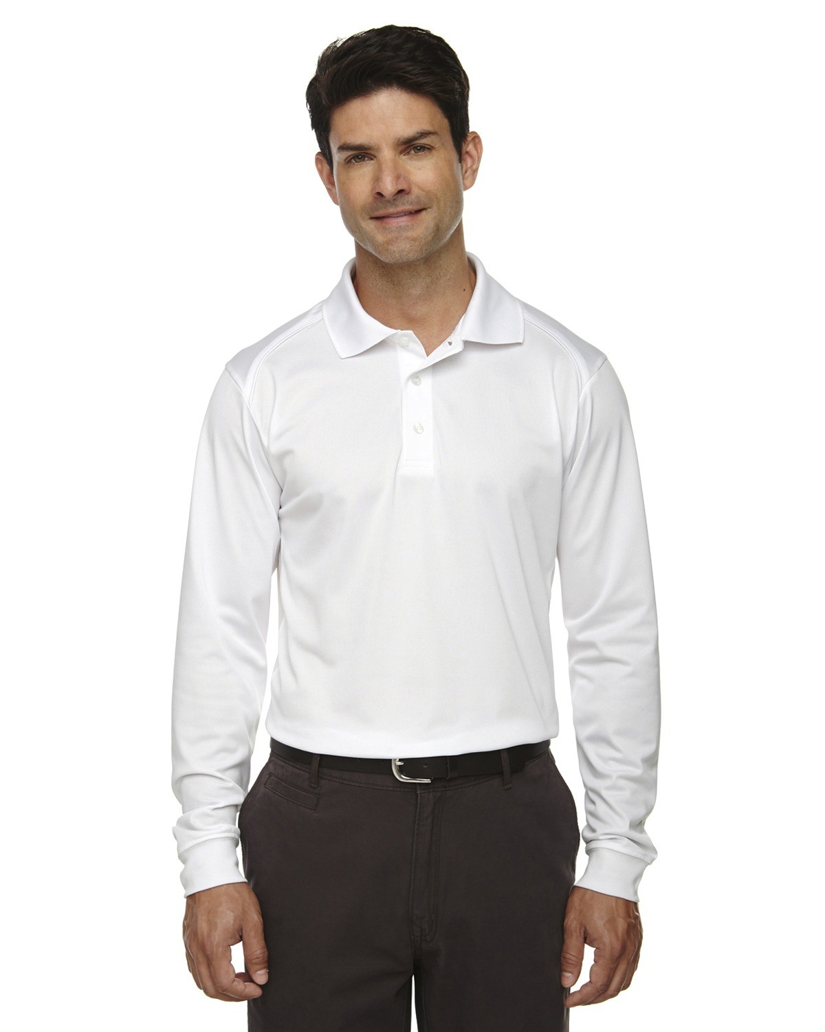 Men's Eperformance™ Snag Protection Long-Sleeve Polo