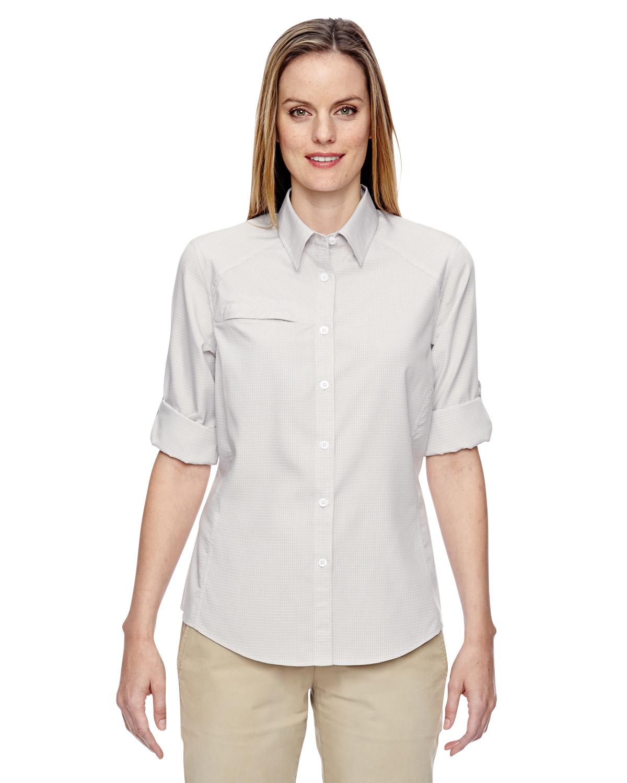 Ladies' Excursion F.B.C. Textured Performance Shirt
