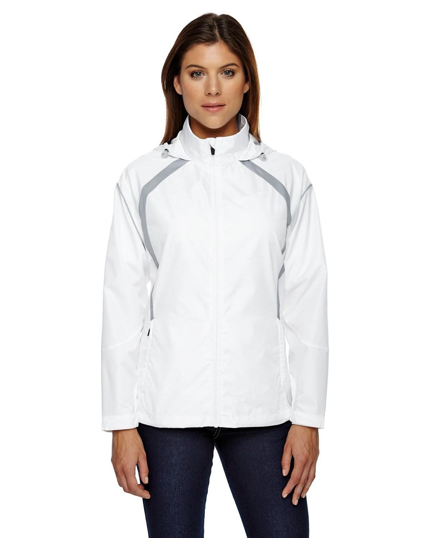 Ladies' Sirius Lightweight Jacket with Embossed Print