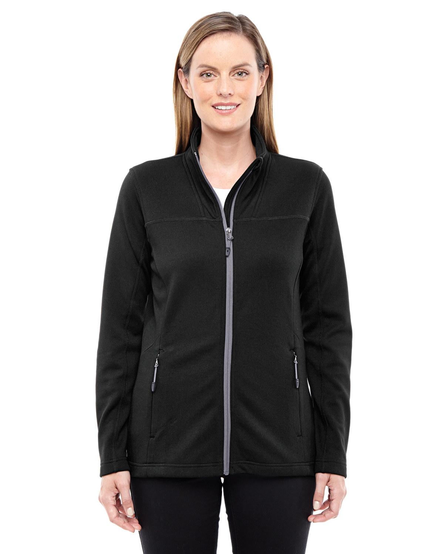 Ladies' Torrent Interactive Textured Performance Fleece Jacket