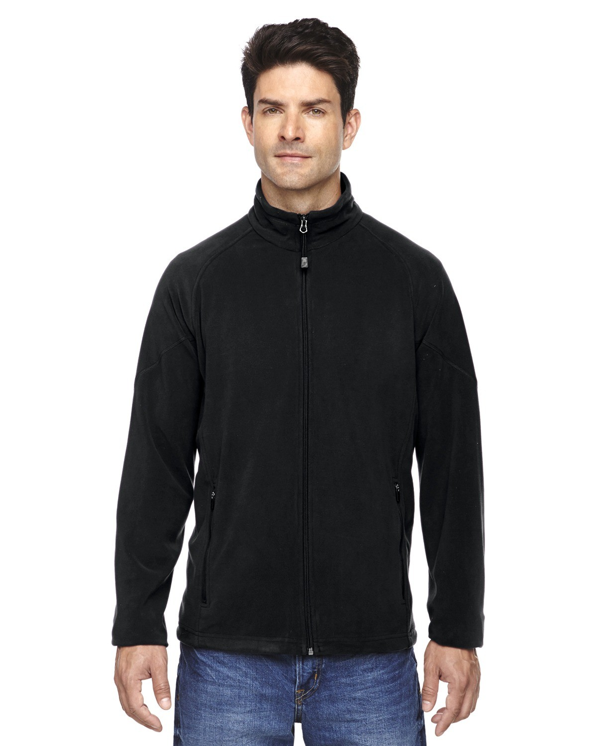 Men's Microfleece Unlined Jacket