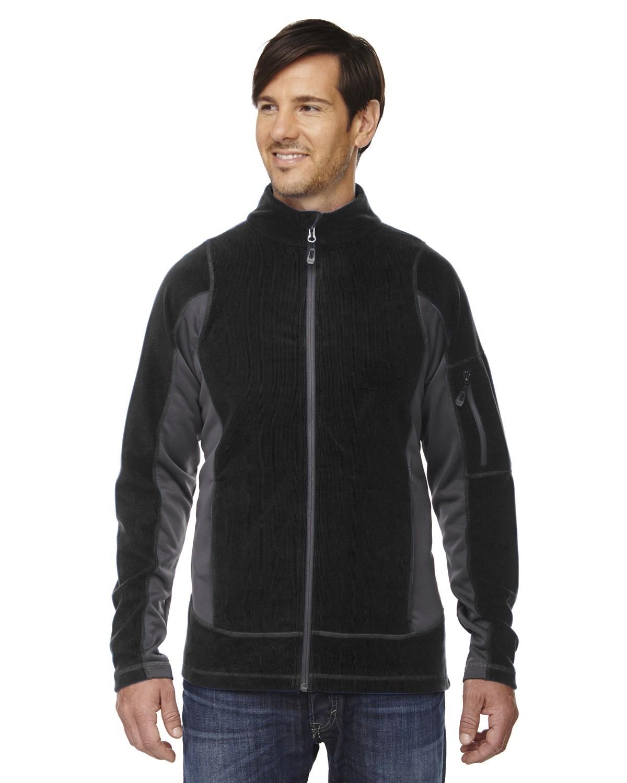 Men's Generate Textured Fleece Jacket