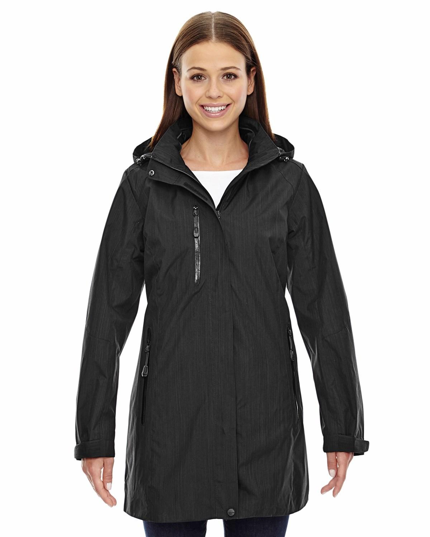 Ladies' Metropolitan Lightweight City Length Jacket