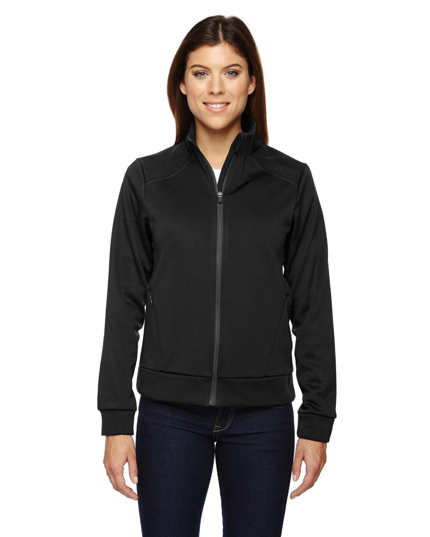 Ladies' Evoke Bonded Fleece Jacket