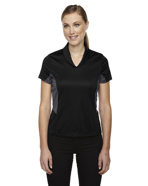 Ladies' Rotate UTK coollogik™ Quick Dry Performance Polo