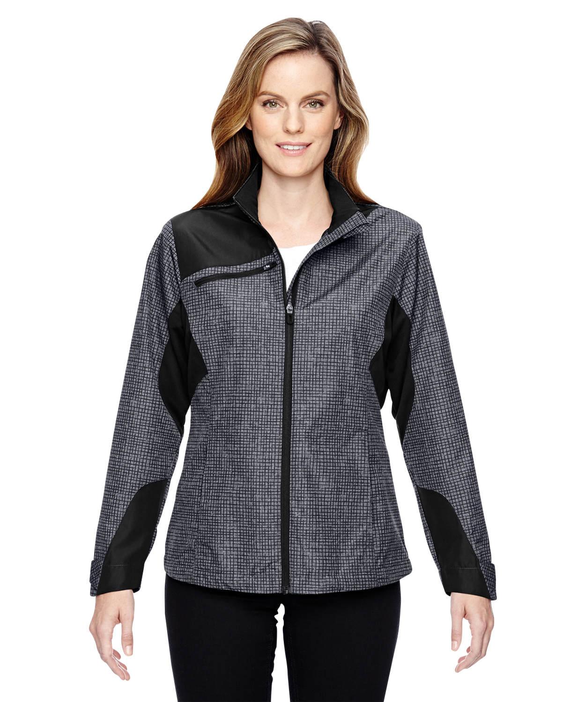 Ladies' Sprint Interactive Printed Lightweight Jacket
