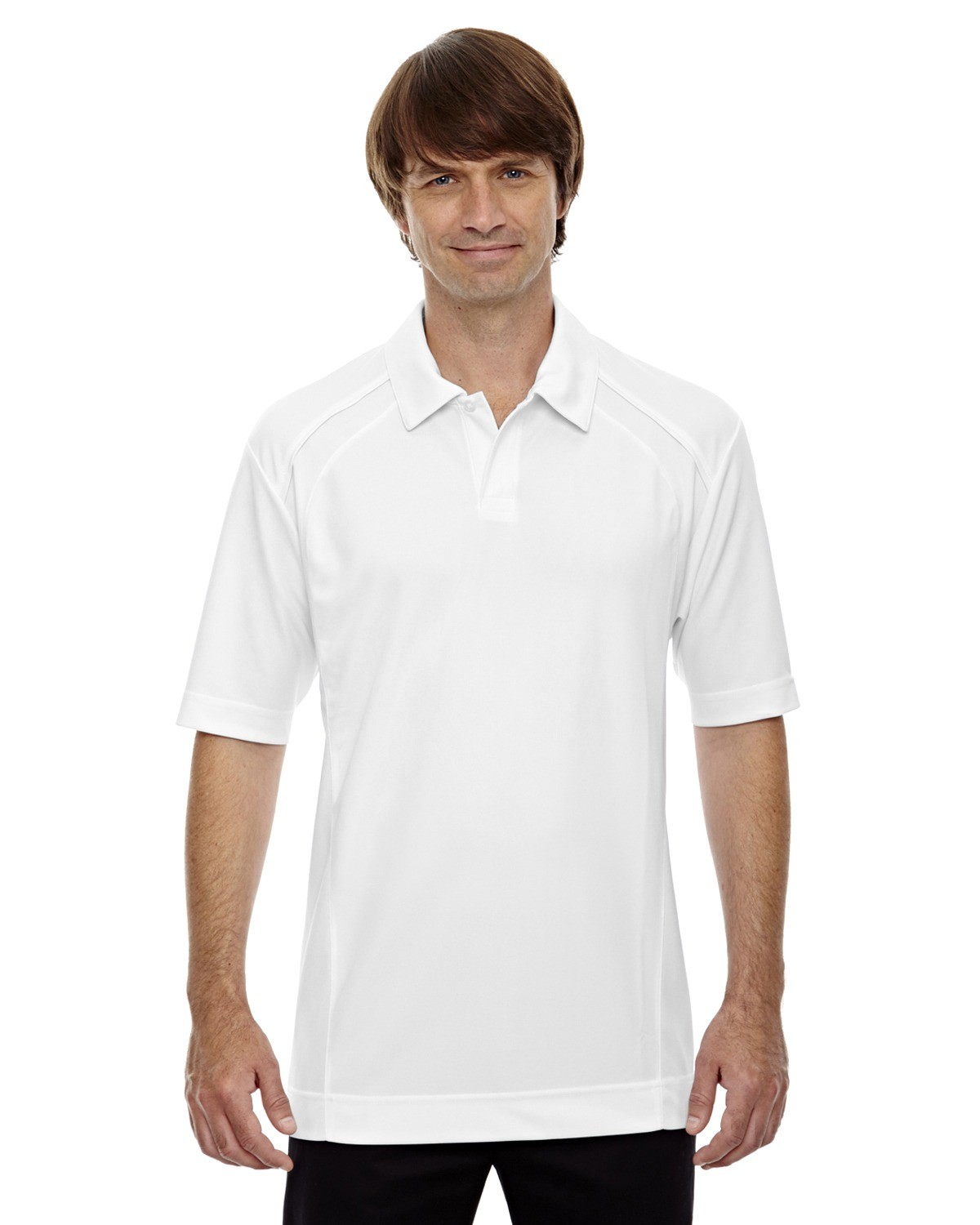Men's Recycled Polyester Performance Piqué Polo