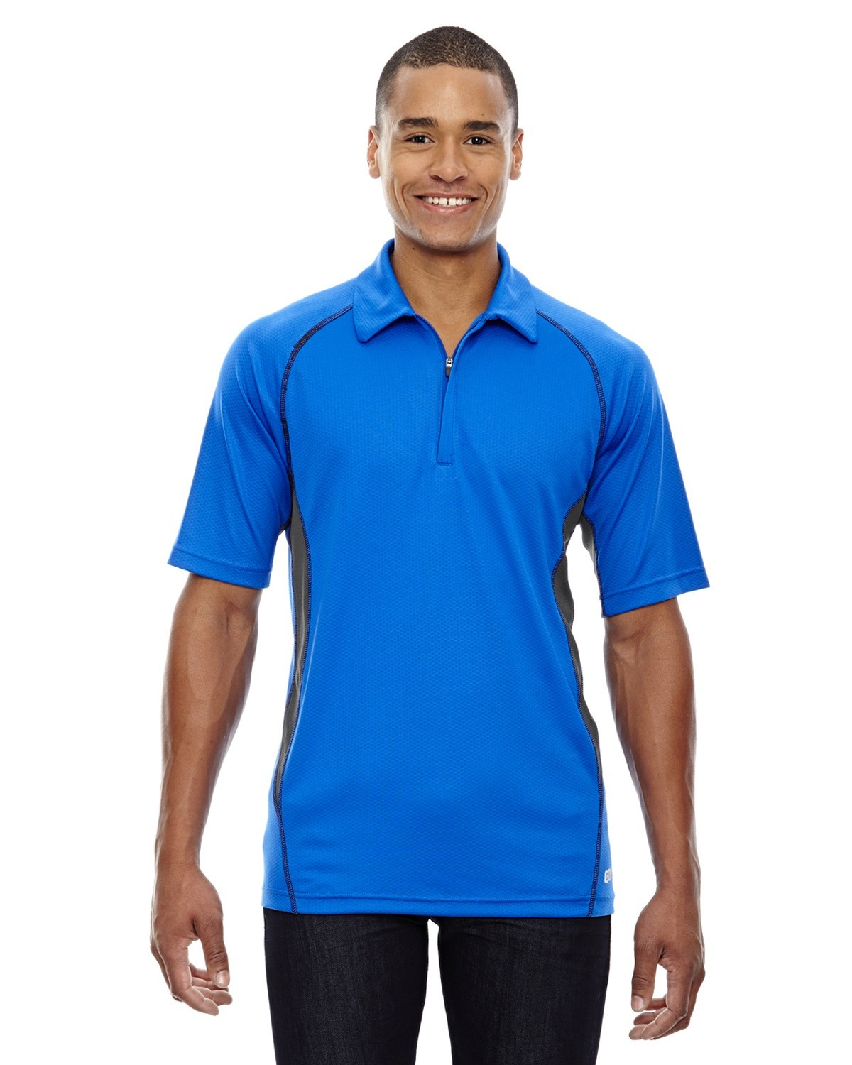 Men's Serac UTK coollogik™ Performance Zippered Polo