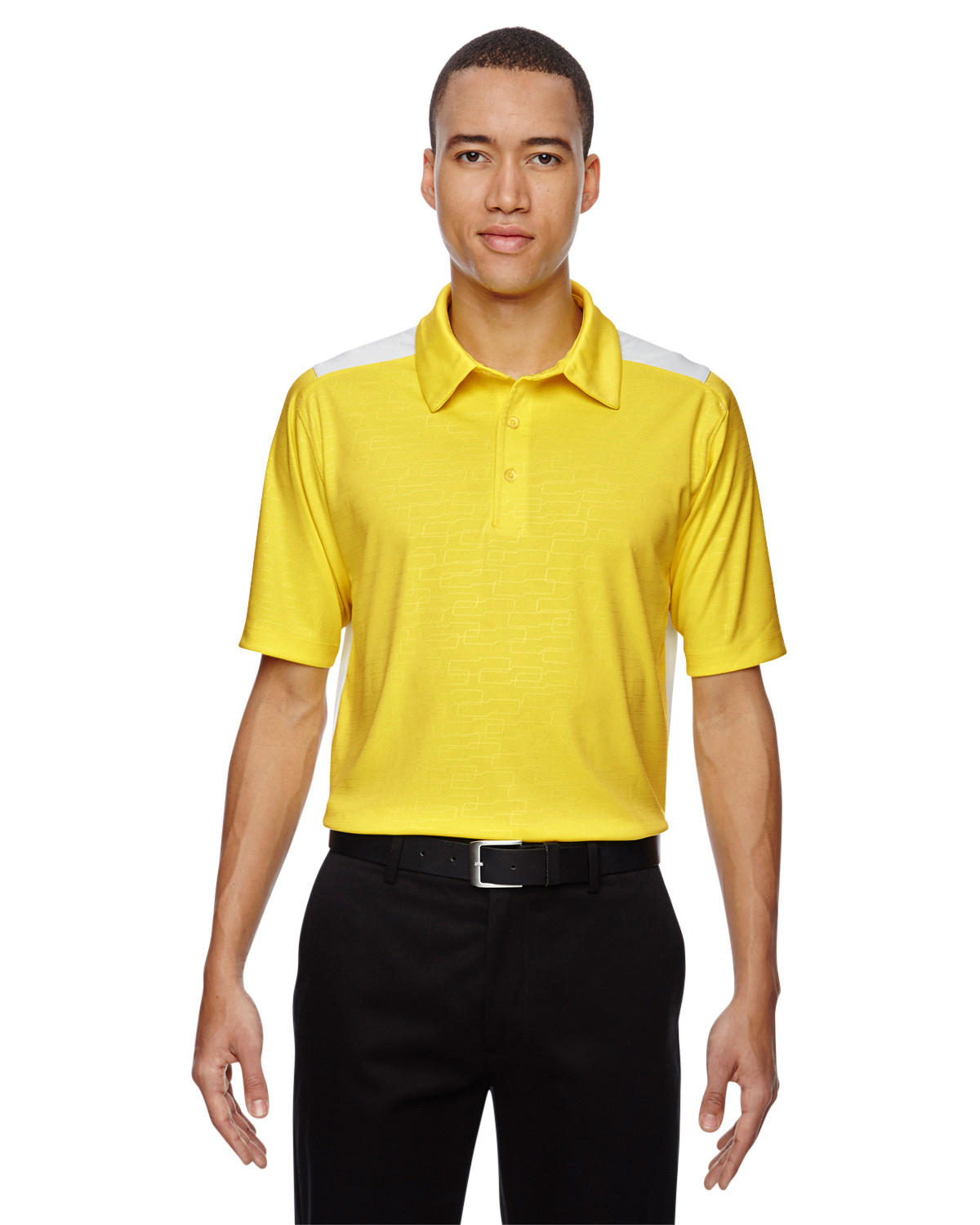 Men's Reflex UTK coollogik™ Performance Embossed Print Polo