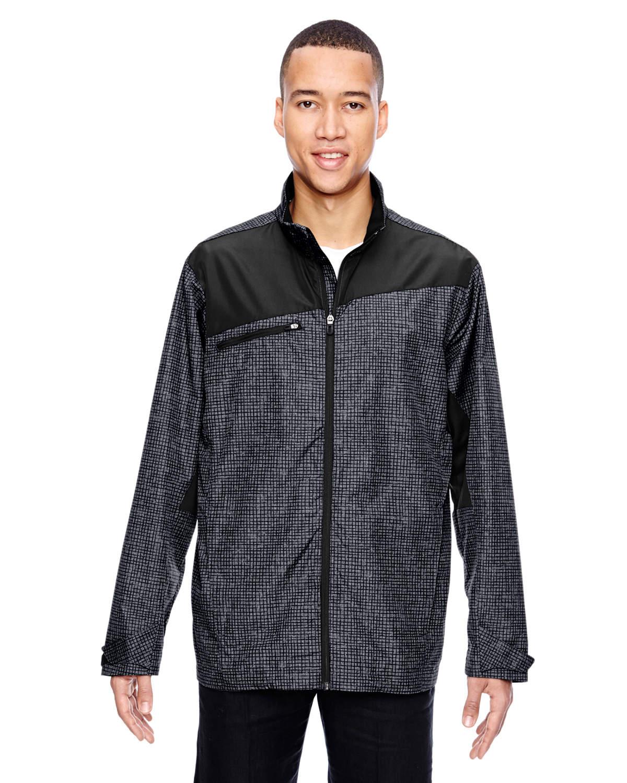 Men's Sprint Interactive Printed Lightweight Jacket