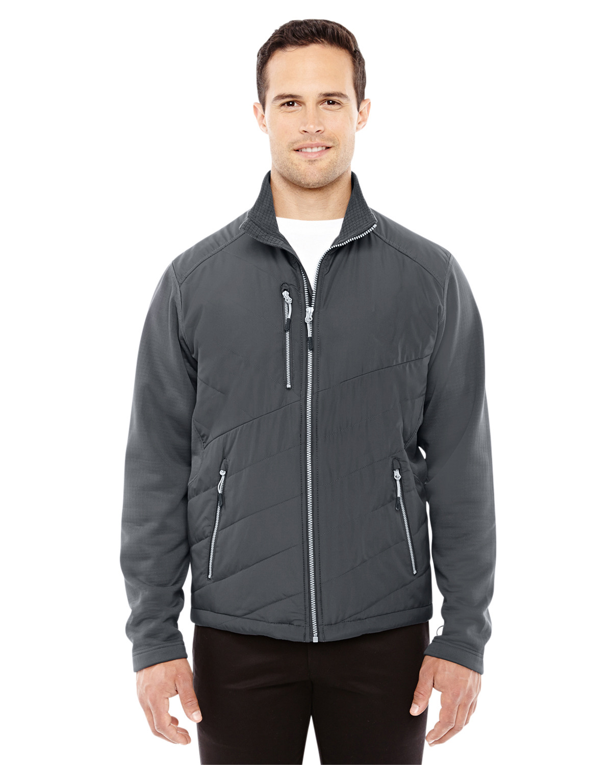 Men's Quantum Interactive Hybrid Insulated Jacket