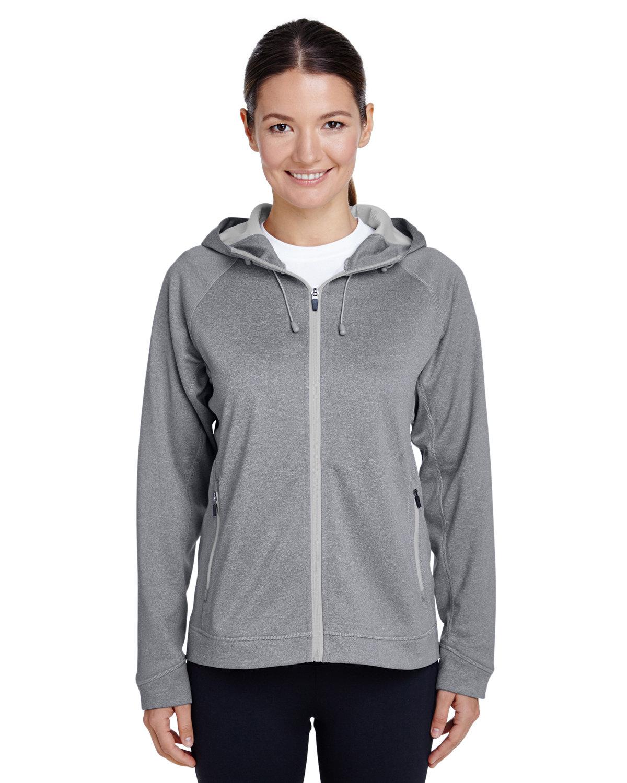 Ladies' Excel Mélange Performance Fleece Jacket
