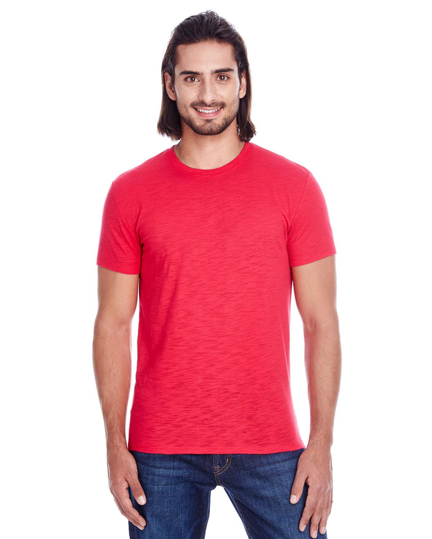 Men's Slub Jersey Short-Sleeve T-Shirt