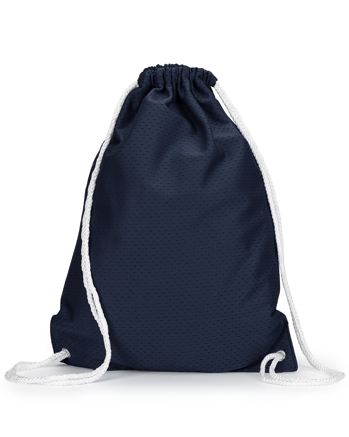 Jersey Mesh Drawstring Backpack