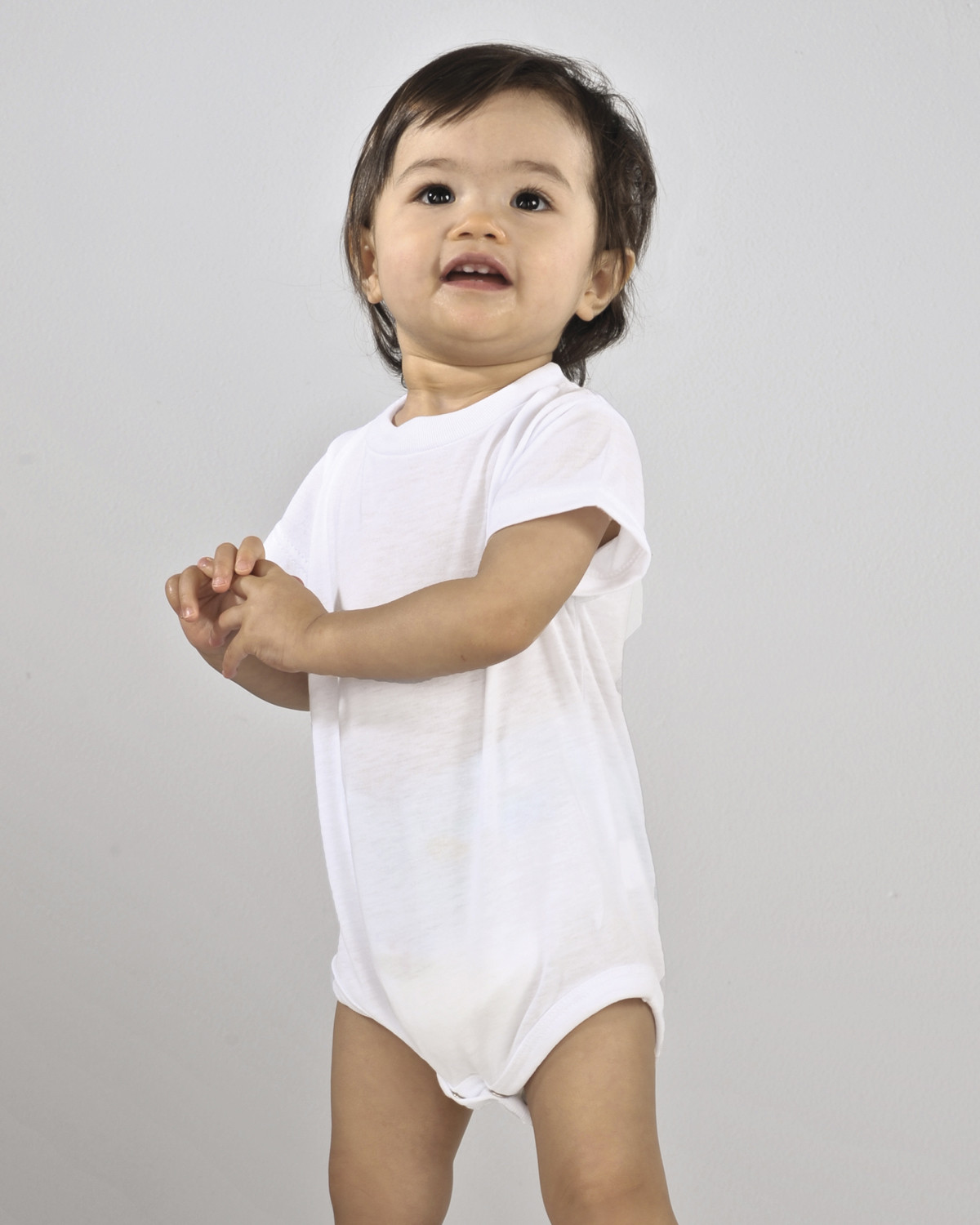 Infant Sublimation Polyester Bodysuit