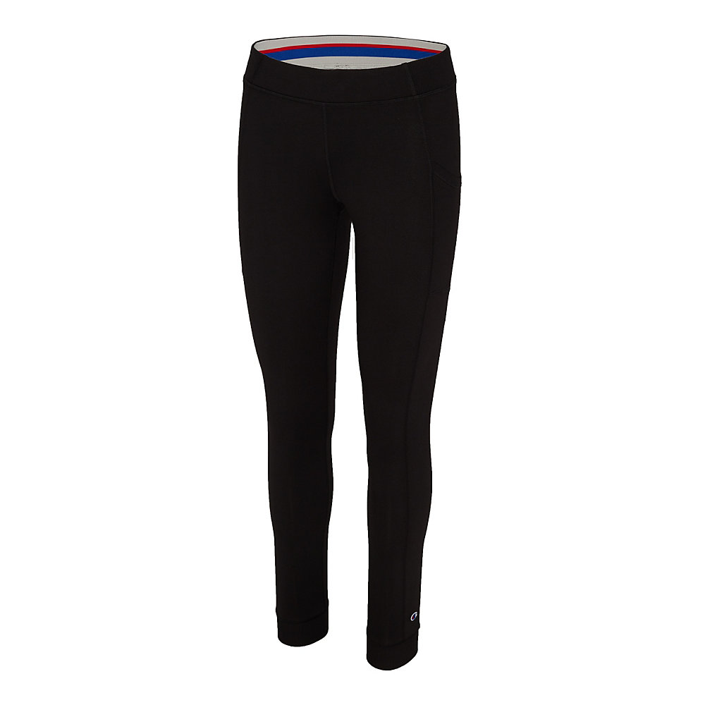 Champion Womens Plus Phys. Ed. Capris With Side Pocket