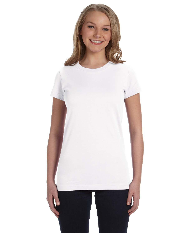 Ladies' Junior Fit Fine Jersey T-Shirt