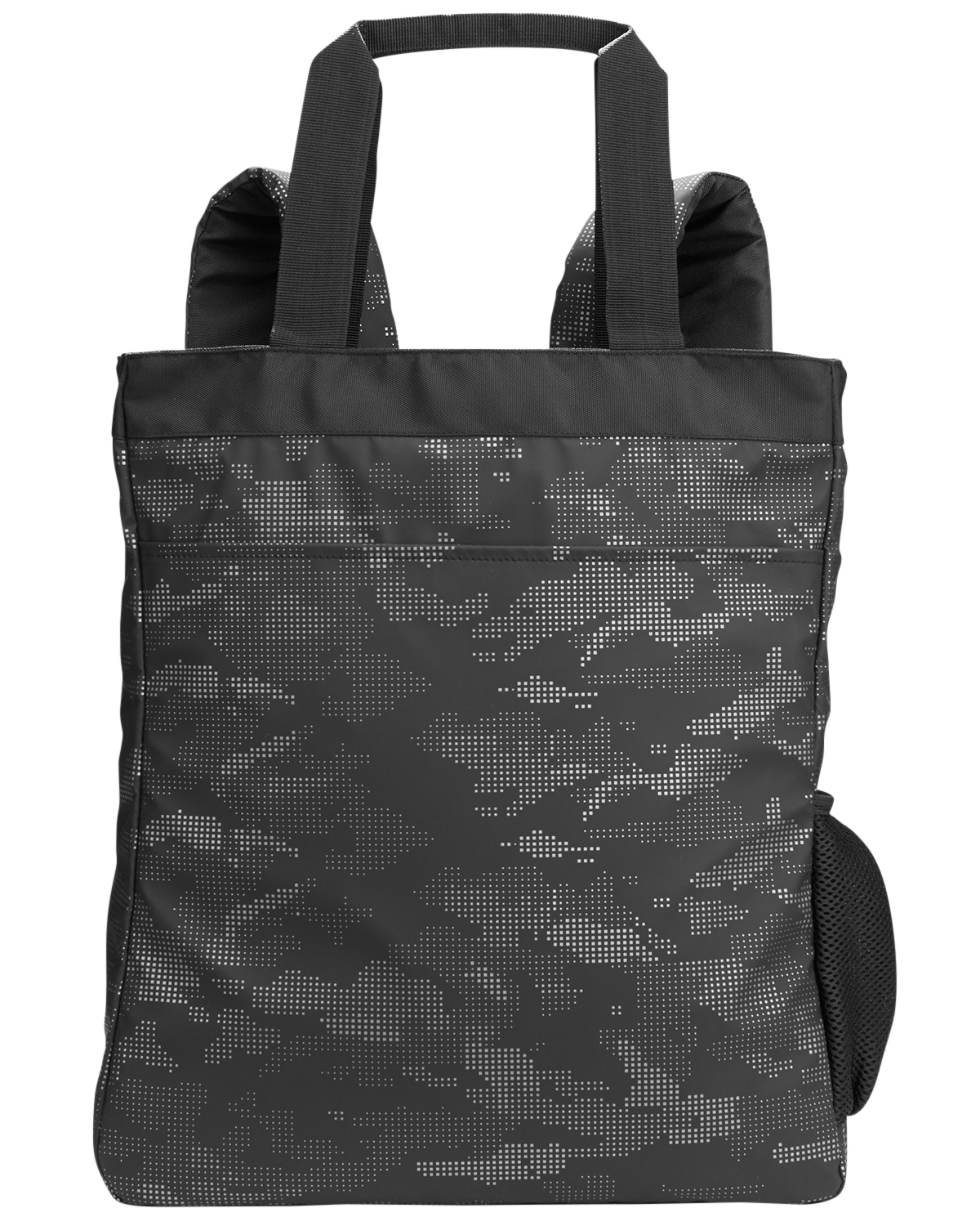 Reflective Convertible Backpack Tote
