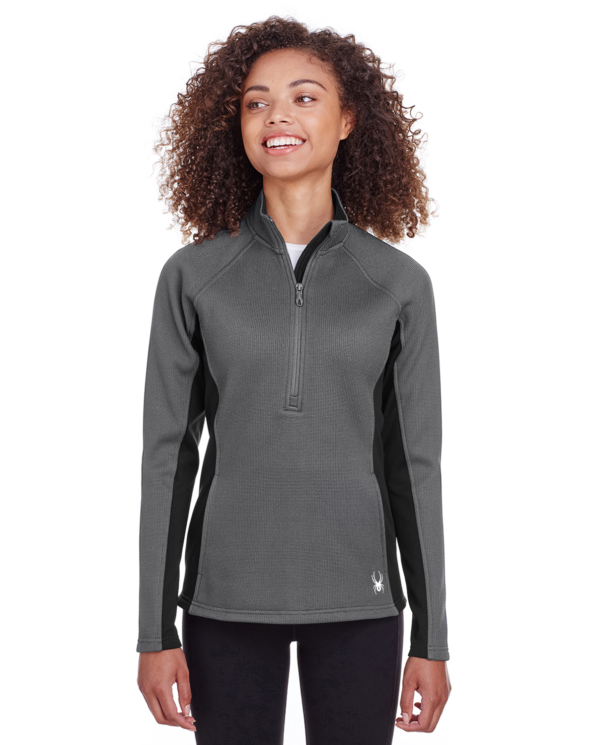 Ladies' Constant Half-Zip Sweater