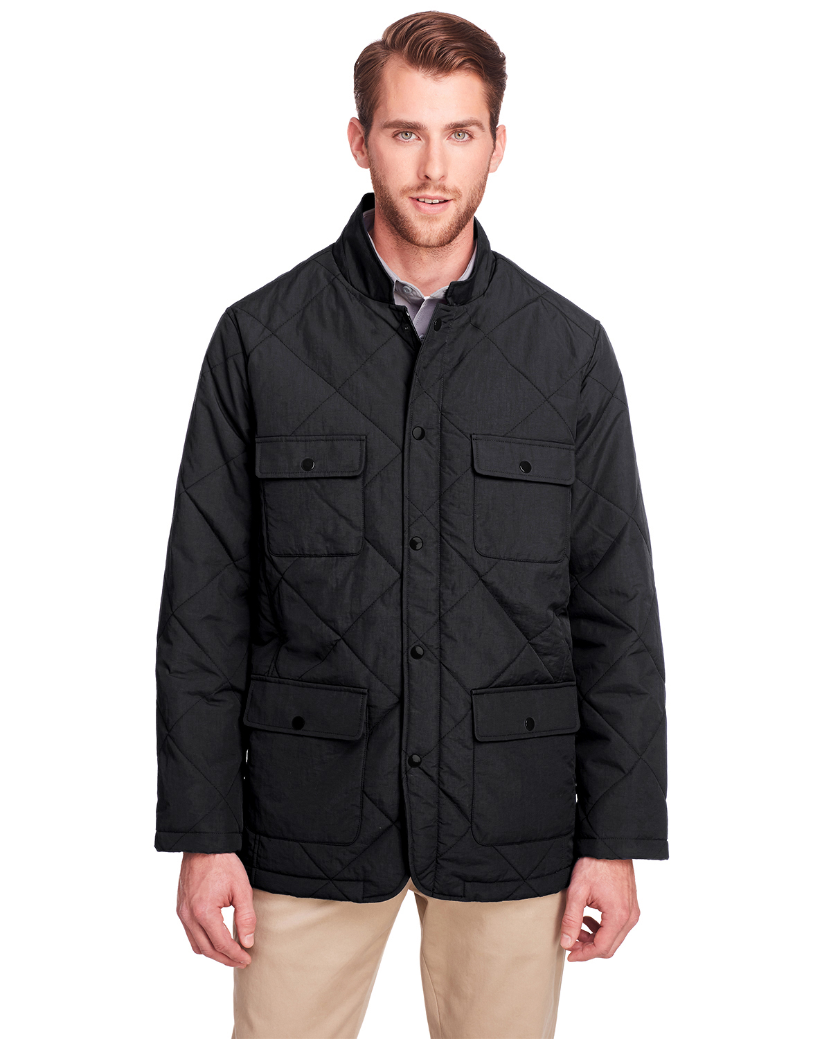 Men'S Dawson Quilted Hacking Jacket