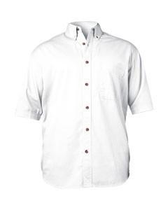 Men's Short Sleeve Twill