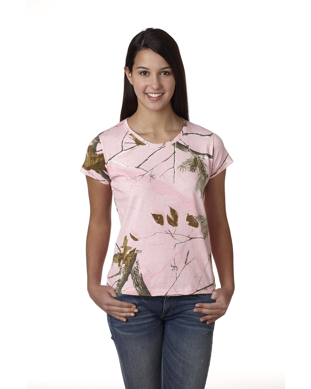 Ladies' Realtree® Camo T-Shirt