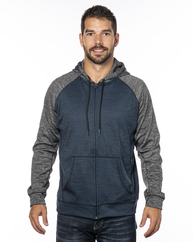 Men's Performance Hooded Sweatshirt
