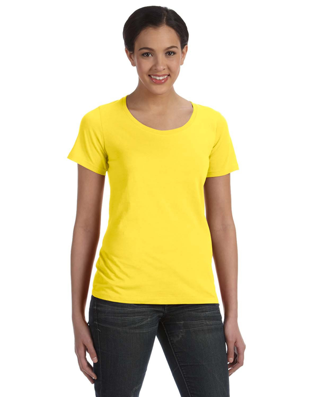 Ladies' Featherweight Scoop T-Shirt