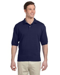Jerzees 438 50/50 Pique Polo with SpotShield