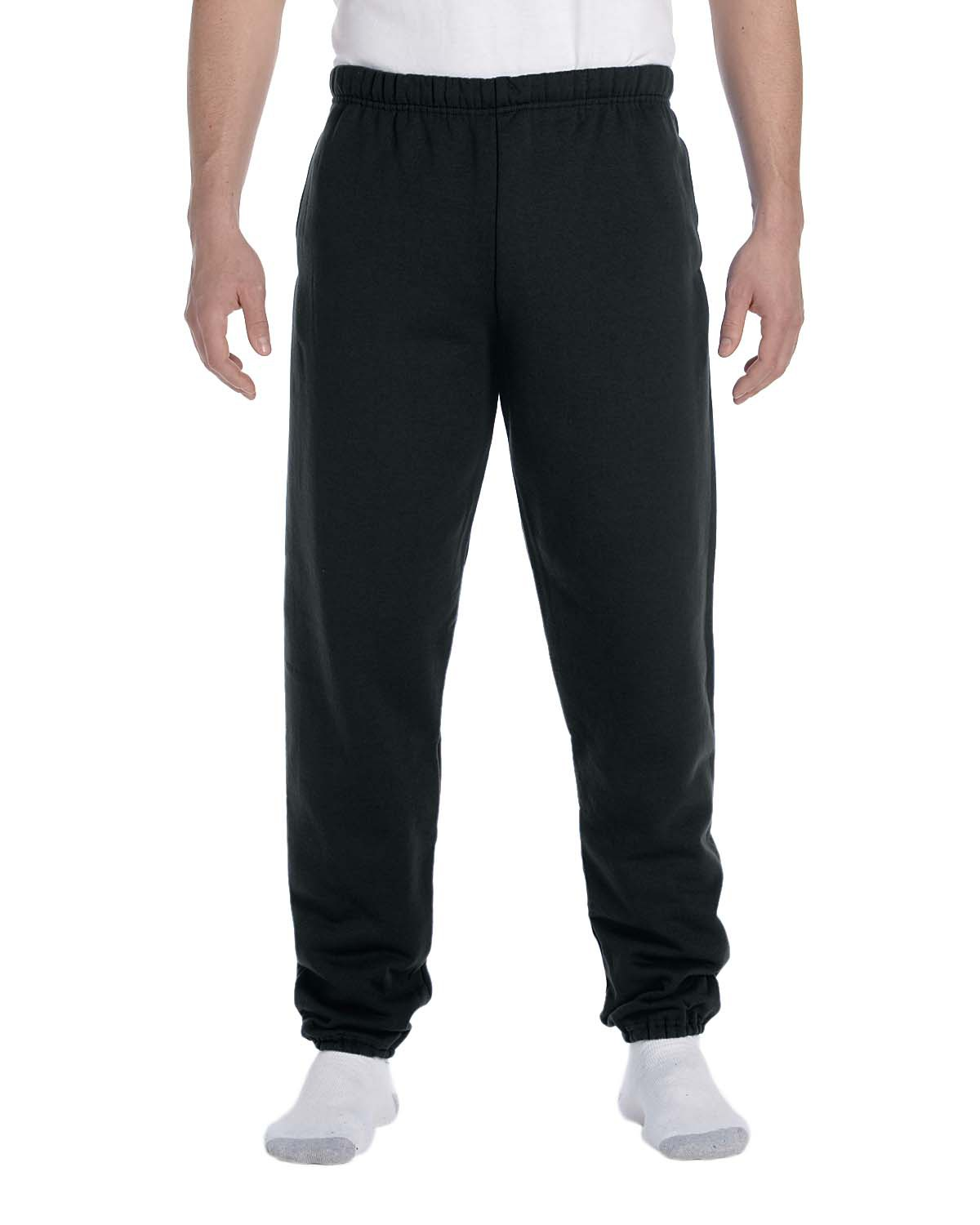 Jerzees 4850P Adult Super Sweats NuBlend Fleece Pocketed Sweatpants