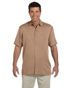 Devon & Jones D670 Men's Isla Camp Shirt