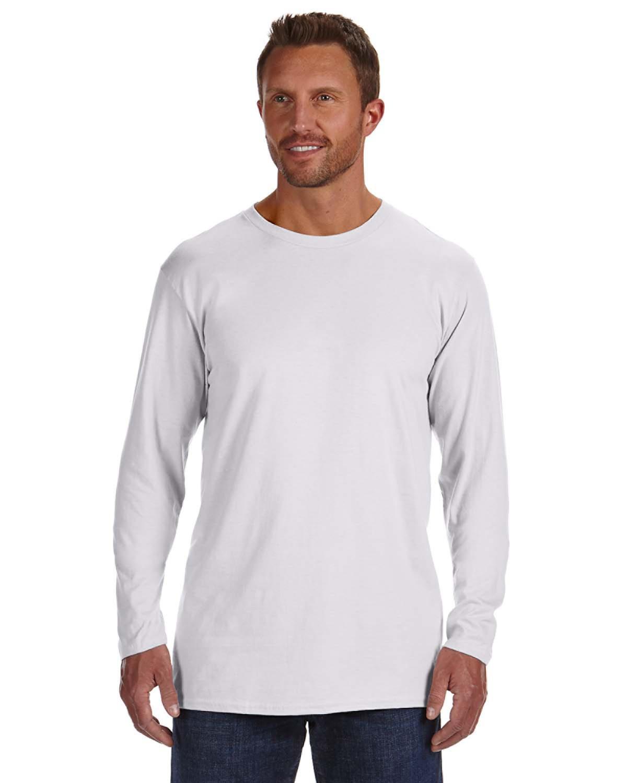 Adult 4.5 oz., 100% Ringspun Cotton nano-T® Long-Sleeve T-Shirt