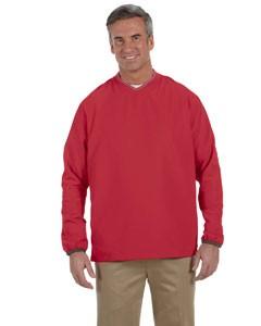 Men's V-Neck Wind Jacket