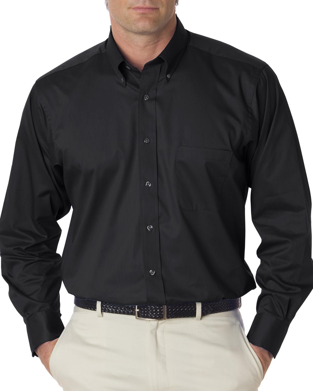 Men's Long-Sleeve Dress Twill