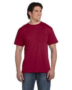 5.6 oz. 50/50 Best Pocket T-Shirt