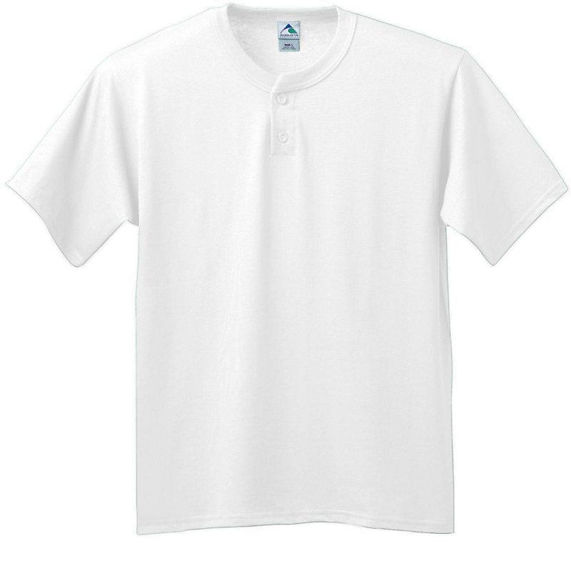Youth Six-Ounce Two-Button Baseball Jersey