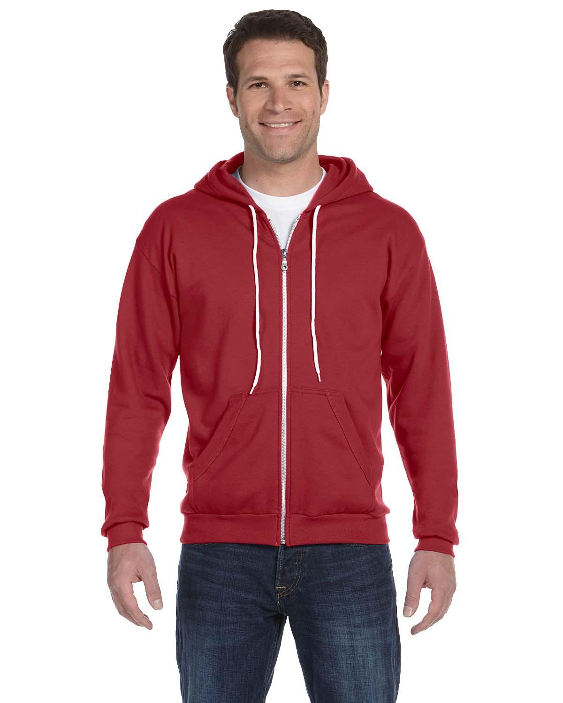 Adult Full-Zip Hooded Fleece